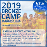 2019 Teen Bronze Camp